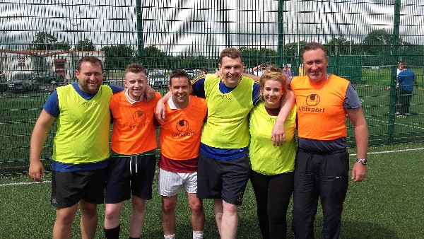 SERVICE USER ACHIEVEMENTS: The Meadows and Fairways Teams Host Annual Soccer Tournament