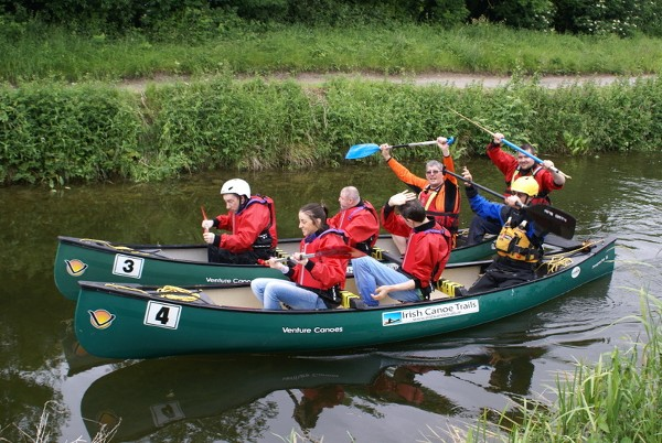 Nua Healthcare Residents Go Canoeing