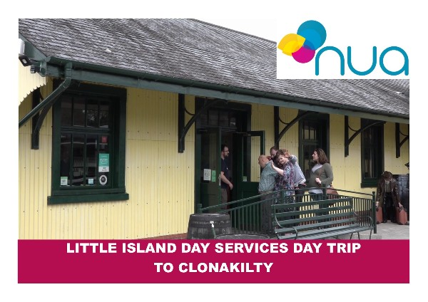 SERVICE USER ACHIEVEMENTS: Service Users enjoy Little Island Day Services trip to Rosscarbery & Clonakilty
