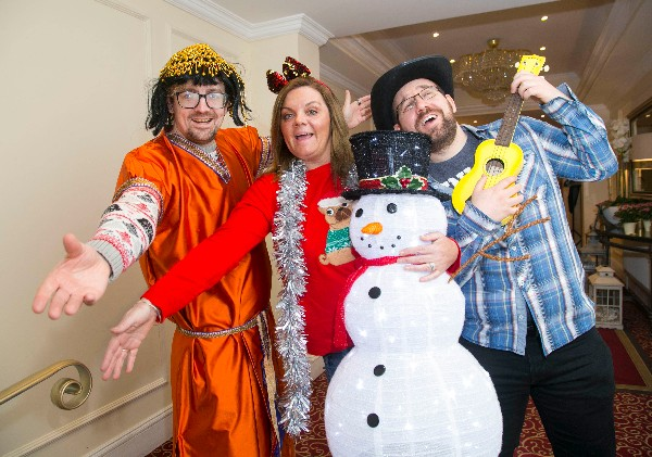 SERVICE USER ACHIEVEMENTS: Nua Healthcare's 2019 Service User's Annual Christmas Show