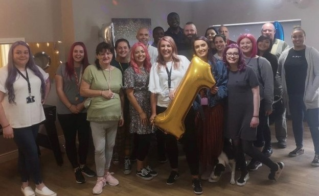 SERVICE ACHIEVEMENTS: Nua's Mental Health Community Residence - Teach Folláine is 1 year old this month!!