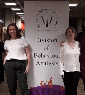 Division of Behaviour Analysis Conference 2019