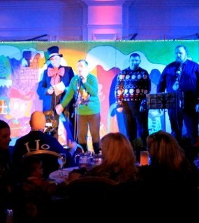 SERVICE USER ACHIEVEMENTS: Nua's Annual Service User Christmas Party