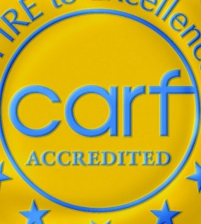 Nua Healthcare awarded Three-Year CARF Accreditation