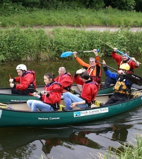 SERVICE USER ACHIEVEMENTS: Nua Healthcare Residents Go Canoeing