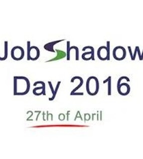 Melvin from Gainevale House Enjoys Job Shadow Experience 2016