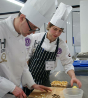 Nua Service Users take home Gold at the 2016 Culinary Ability Awards in London