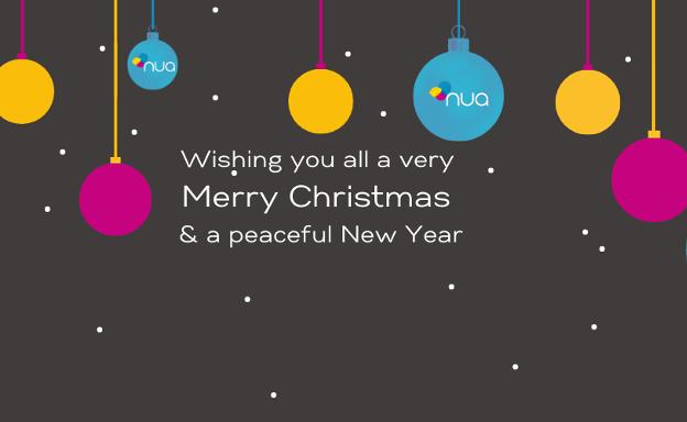 ANNOUNCEMENTS: Nua Launches 2020 Online Christmas Show