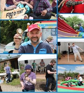 Taliesin Awards and Fun Day 2014