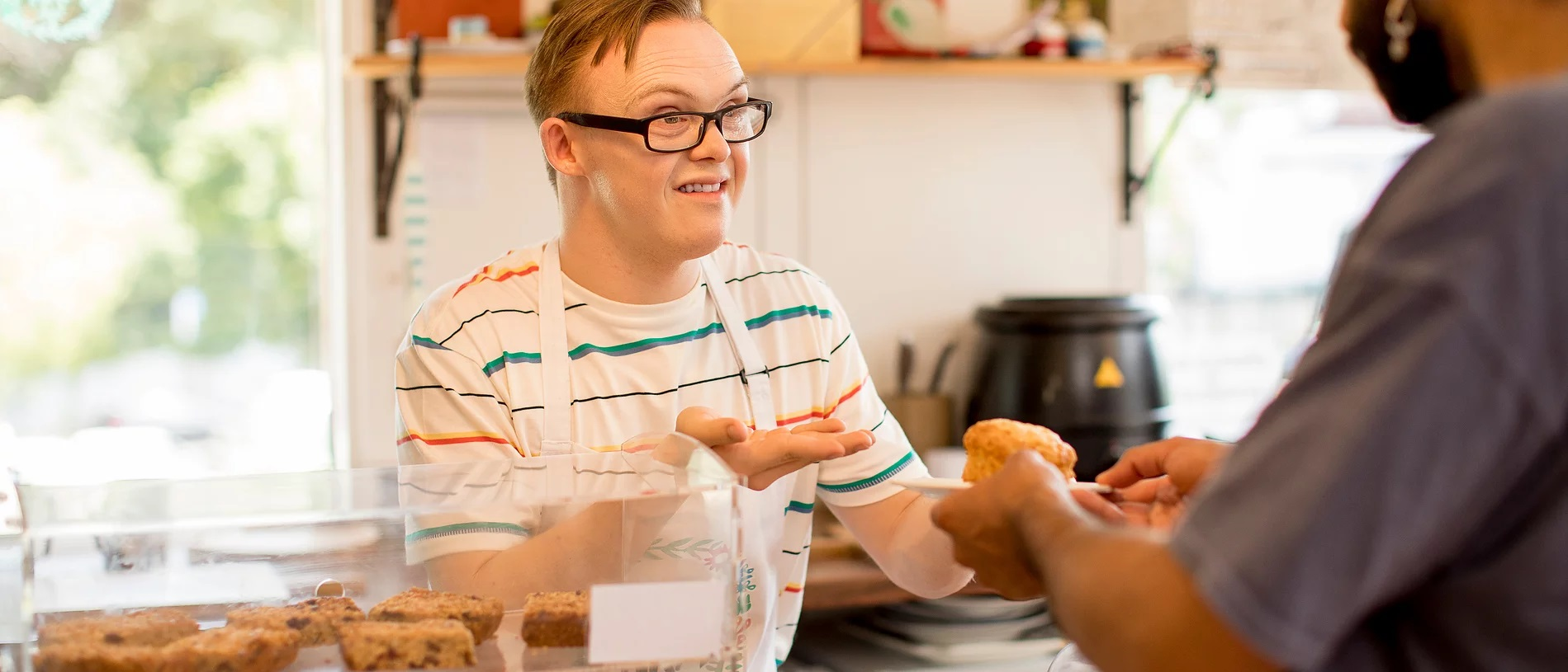 Nua's Supported Living Service provides home and community-based care to both children and adults with varying needs.
